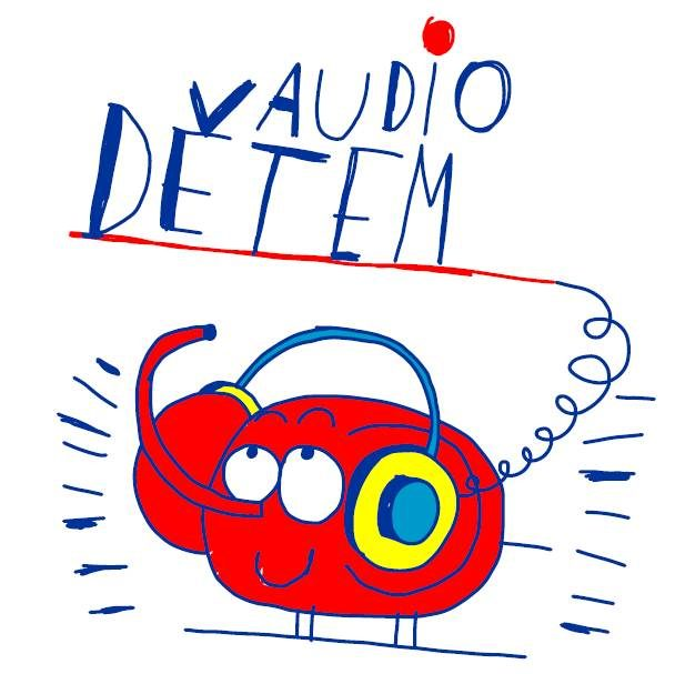 AUDIO DĚTEM